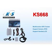 Buy cheap High Tech RS232 GPRS GSM GPS Tracker Vehicle Tracking Device CE / ROHS product