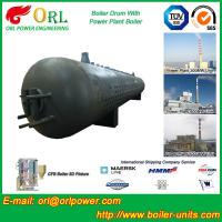 Quality Corrosion Resistance Oil Steam Boiler Drum In Thermal Power Plant , ISO9001 wholesale