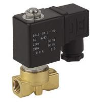 Quality Brass Gas Solenoid Valve Semi Direct Acting , 3/4 Inch 20mm Solenoid Valve wholesale