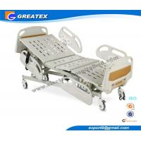 Multifunction Detatchable Electric Hospital Bed , Clinic / medical equipment bed