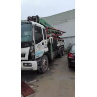 Quality 37M SCHWING Second Hand and Used Concrete Pump Truck wholesale