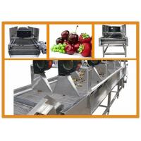 Quality PLC Controlled Fruit Dryer Machine / Commercial Dehydrator Machine 10.1kw wholesale