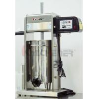Quality New Electric Sausage Stuffer Vertical Stainless Steel 3L/7LB 5-7 Pound Meat Filler wholesale