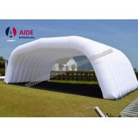 Cheap Oxford Cloth White Inflatable Event Tent Cover For Advertising Business for sale