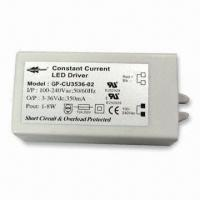 Quality 3W Single Output LED Driver with Built-in Constant Voltage Design wholesale