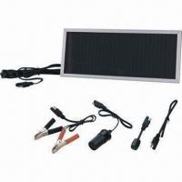 China Solar powered battery trickle chargers, portable, DIY panel on sale