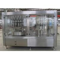 Quality Drinking Water Washing / Filling / Capping 3- In -1 Bottled Water Production Line wholesale