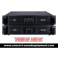 Quality FP10000Q FP14000 Switch Mode Power Amplifier For Line Array Speaker / Subwoofer wholesale
