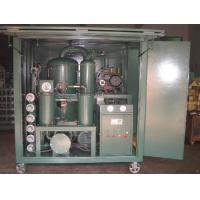 China Two-Stage Transformer Oil Filtration Oil Distillation Oil Reprocessing Machine on sale