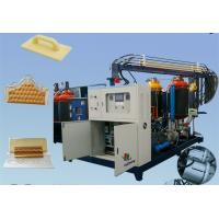 Quality Energy Saving PU Foaming Injection Molding Machine CE Certificated wholesale