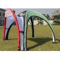 Quality Small Polyester Inflatables Tent Water-proof for Exhibition / Concert / Wedding wholesale