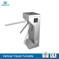 Quality Factory price access control security portable vertical tripod turnstile wholesale