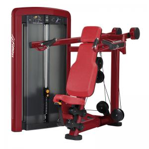 Quality New Style Heavy Duty Gym Use Fitness Equipment Seated Shoulder Press Machine wholesale
