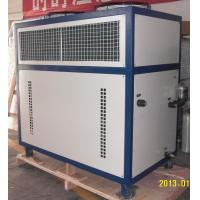 Quality 6000 m3/h R404A Refrigerant 3phase Brine / Glycol Chiller System With-10c Outlet, Copeland Compressor wholesale