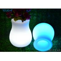 Quality Rechargeable Bar KTV Wedding Party Ambient LED Night Lamp Warm White And RGB Color Changing wholesale