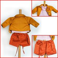 China 2016 best selling product chinese clothing manufacturers baby clothing for barbiee doll on sale
