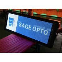 P4.8 Full Color Outdoor Advertising Led Display Board / Street Led Information Display