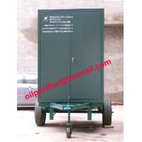 Quality Oil Filtration System Trailer-mounted Hi-vac Transformer Oil Purifier, Dielectric Oil wholesale