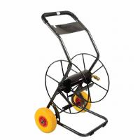 China Professional Hose Reel Cart, Flat Free Tires, 85M (280F) Length Capacity for 3/4 Hose on sale
