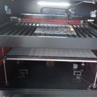 Quality Computer Embroidery Laser Cutting Machine Water Cooling And Protection System wholesale