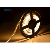 China SMD 3528 60 Leds Waterproof Flexible Led Light Strip 12v / 24v Dc 5000*8*2mm on sale
