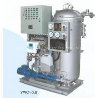 Quality YWC oily water separators with CCS/EC certificate wholesale