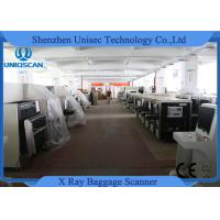 Quality Subway X Ray Luggage Scanner For Baggage Security Checking With 2 Years Warranty wholesale