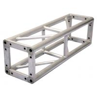 Cheap durable aluminum box truss for event silver square for Cheap trusses for sale