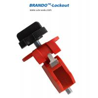 China BO-D04 circuit breaker lockout tagout devices with Safety Padlock, electrical lockout on sale