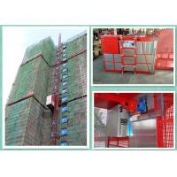 Quality Construction Rack And Pinion Hoist For Transport Material And Passenger wholesale