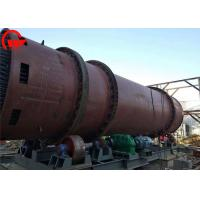Quality Bone Meal / Spent Grain Drying Machine , Stable Performance Rotating Drum Dryer wholesale