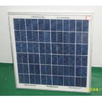 Quality 5W Solar Panel Poly Crystalline Silicon Photovoltaic PV Cell used for PV Solar Home System wholesale