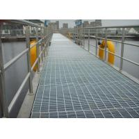 Quality Driveway Galvanized Steel Grating For Construction Welded Steel Material wholesale