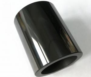 China Mirror Polished Silicon Carbide Tube Wear Resistance Al2O3 Ceramic Cylinder on sale