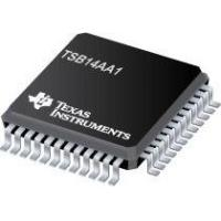 Quality Parallel Port Interface Circuits 1394 3.3V 1-port 50/100 Mbps Backplane PHY TSB14AA1PFB  wholesale