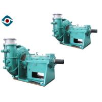 China Solid Water Circulation Horizontal Sludge Pump/ Electric Horizontal Centrifugal Slurry Pump on sale