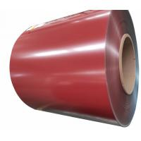 Cheap 10mm - 2550mm Width Color Coated Aluminium Coil With PVDF FEVE Coating for sale