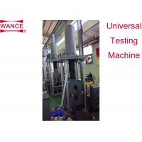 Quality Universal Wire Tensile Testing Machine Tensile Strength Measurement Device 4 Columns wholesale