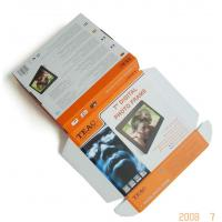 Quality Promotional Corrugated Paper Gift  Packaging Boxes Uv Printing For 7