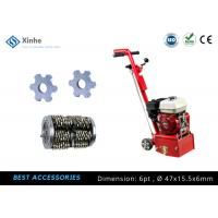 China Masalta MC8 Scarifying Machine , Floor Planers With Long Life Time on sale