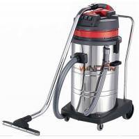 China Italy Motor 80L Capacity Pump Cleaning Water Machine , Vacuum Cleaners Wet and Dry on sale
