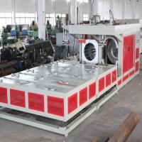 Quality 40pcs/h Capacity PVC Plastic Pipe Automatic Belling Machine Water And Air Cooling wholesale