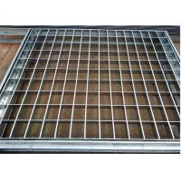 Quality Customized Design Pressure Locked Steel Grating 30 × 5 / 32 × 5 Platform wholesale