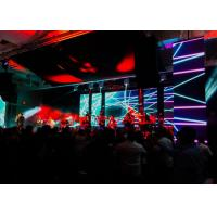 Quality HD P4 Indoor LED Video Wall Flexible LED Video Display In Chile Colombia Ecuador Brazil wholesale