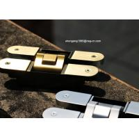 Quality 3D Adjustable Concealed Cabinet Door Hinges 180 Degree Hinges 160*28*32mm wholesale