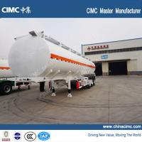 Quality 42000 liters fuel tanker trailer with tri-axles wholesale