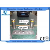 Quality UVSS / UVIS Fixed Under Vehicle Inspection System CCD Line Scan IP68 Protection Level wholesale