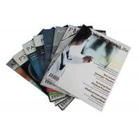 Cheap Professional A4 Sport  UV Magazine Printing Services With Glossy Paper for sale