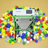 Buy cheap Plastic CCD camera Color Sorter color sorting machinery Factory Price from wholesalers