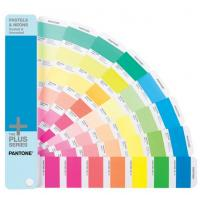 Quality 2015 Edition PANTONE PASTELS & NEONS  Coated & Uncoated Color Card wholesale